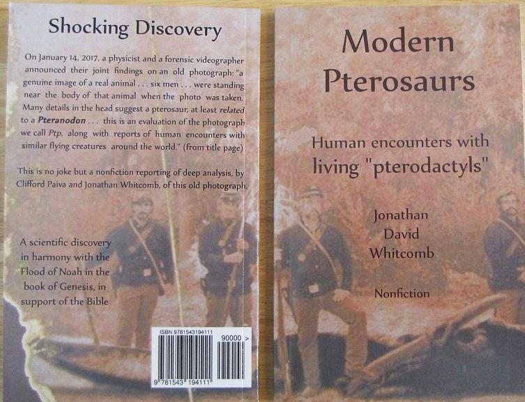 Modern Pterosaurs book