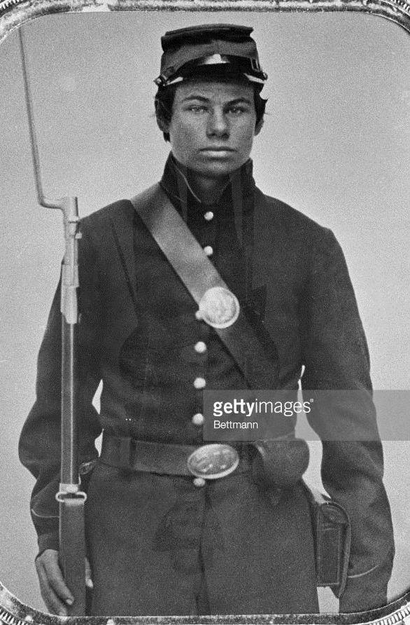 Union soldier 1