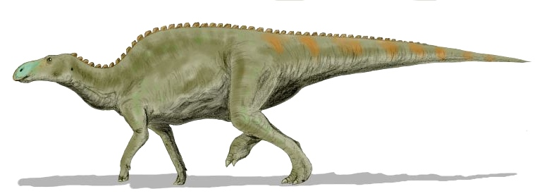 Modern <I>Edmontosaurus</I> Depiction