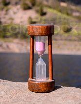 hourglass rock