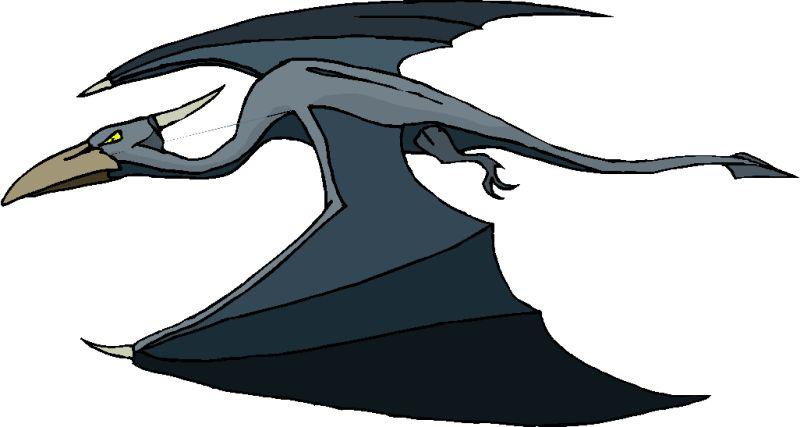 DC comic pterosaur