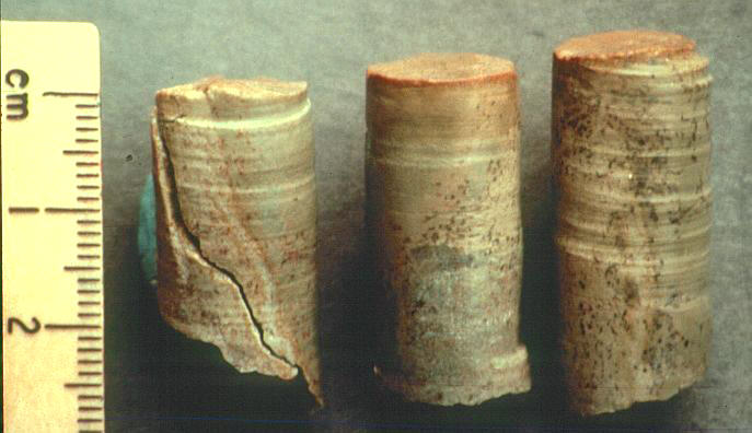 Core sections